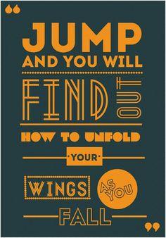 ok then jump!