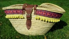 Capazo+Playa.+Boho+Style+/+Hippy+Chic+/+Made+in+Spain+por+MIMEYCO,+€36,00