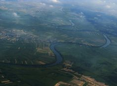 In its lower course, Kupa meanders through partly forested areas near Karlovac