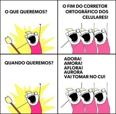 XD Corretor ortográfico do XD Dankest Memes, Funny Memes, Jokes, America Memes, Some Quotes, Just For Laughs, Funny Posts, Laughter, Funny Quotes