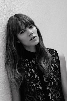 Freja Beha Erichsen Interview: Guide To Effortless Beauty (Vogue.co.uk)