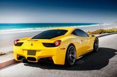 #Ferrari 458 Italia - #Miami beach