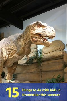 Travelling to Drumheller, Alberta with the kids this summer? Your going to want to bookmark this list of 15 Things To Do With Kids In Drumheller This Summer. Backpacking Canada, Canada Travel, Travel Usa, Road Trip With Kids, Travel With Kids, Family Travel, Family Vacations, Drumheller Alberta