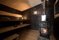 Outdoor Sauna, Sauna Room, Saunas, Jacuzzi, Tiny House, Sweet Home, Home Appliances, House Design, House Styles