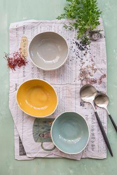 Ceramic Bowls, Stoneware, Bowl Set, Pottery, Plates, Ceramics, Tableware, Handmade Gifts, Etsy