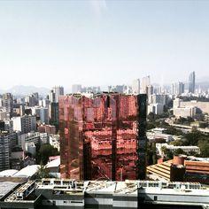 Space city...Hong Kong