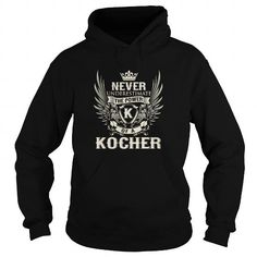 KOCHER K #name #tshirts #KOCHER #gift #ideas #Popular #Everything #Videos #Shop #Animals #pets #Architecture #Art #Cars #motorcycles #Celebrities #DIY #crafts #Design #Education #Entertainment #Food #drink #Gardening #Geek #Hair #beauty #Health #fitness #History #Holidays #events #Home decor #Humor #Illustrations #posters #Kids #parenting #Men #Outdoors #Photography #Products #Quotes #Science #nature #Sports #Tattoos #Technology #Travel #Weddings #Women