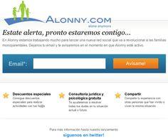 Alonny #Eurekas! Red Social para familias monoparentales