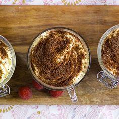 The best dessert! Dronning Mauds pudding