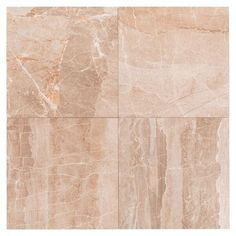 Kyara Came High Gloss Ceramic Tile - 18in. x 18in. - 100105543 | Floor and Decor