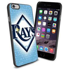 MLB Tampa Bay Rays Baseball, Cool iPhone 6 Smartphone Case Cover Collector iPhone TPU Rubber Case Black Phoneaholic http://www.amazon.com/dp/B00U072UVU/ref=cm_sw_r_pi_dp_l0gmvb0E784G4