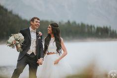 Sarah Pukin | Laura & Cody - Rainy Mountain Wedding - Sarah Pukin
