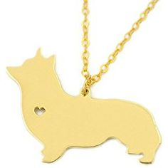 Welsh Corgi Necklace, Welsh Corgi Charm, Welsh Corgi Jewelry, Dog Necklace, Memorial Gift