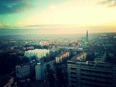 Szczecin Paris Skyline, Places, Nature, Photography, Travel, Naturaleza, Photograph, Viajes, Fotografie