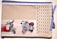 Couldn't resist this Vespas fabric!