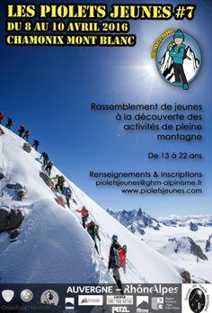 Piolet jeunes alpinisme alpinistes montagne Chamonix haute montagne actualité https://pasquedescollants.wordpress.com