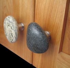 kitchen cabinet knobs stone - Yahoo Image Search Results