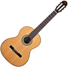 The Manuel Rodriguez Caballero 11 Classical Guitar is made with a Solid Cedar top and Bubinga back & sides.