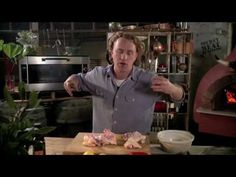 Adrian Richardson - deboning a whole chicken for bbq or a galantine