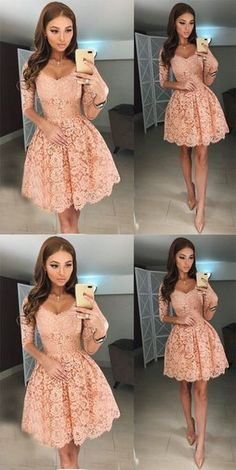 homecoming dresses,homecoming dress, pink homecoming dress,short homecoming dress · HerDresses · Online Store Powered by Storenvy