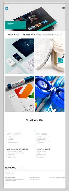 FLOV Creative Agency in Websites We Love