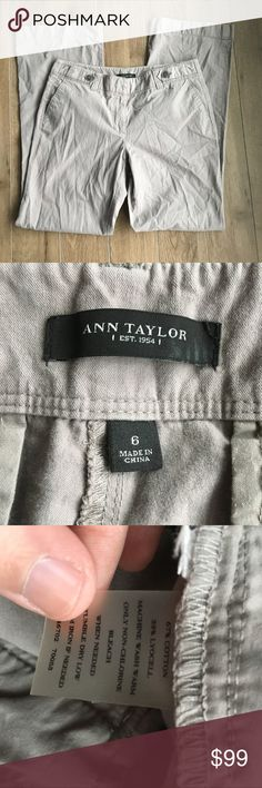 Ann taylor Boot Cut casual Pants 💋Super stylish and comfy. From non-smoking, non-pet home.   💋Add to bundle to save on shipping costs! Don't forget to add any two or more items in my closet and receive an automatic extra 10% off! no trades.  💋About me: Please buy with confidence. I work to make sure my clients are happy! I buy similar styles, trends,brands and sizes, please follow me to see new styles added every day. Ann Taylor Pants