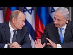 Rusia deja SIN PALABRAS a Israel - YouTube