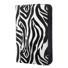 Gentle Jewelry Case in Zebra Print. No more tangled and knots.