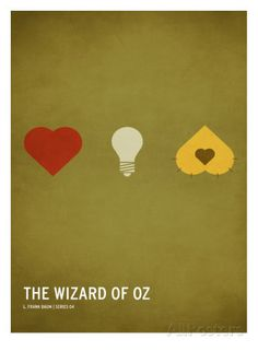 Wizard of Oz (kid version) Prints by Christian Jackson at AllPosters.com