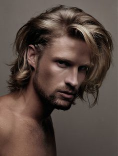 Cool Haircuts For Men With Long Hair, Click image to See More. Mens Messy Hairstyles, Mens Modern Hairstyles, Long Face Hairstyles, 2015 Hairstyles, Blonde Hairstyles, Japanese Hairstyles, Korean Hairstyles, Hair Styles 2014, Medium Hair Styles