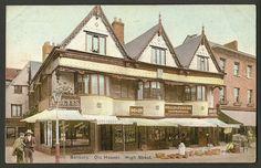 Banbury. Old Houses. High Street - Oxfordshire - Ref 43-362 | eBay