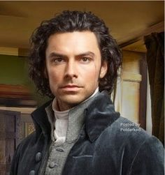 Didn't know where to put him but - Poldark - a very good show ... yeah, and as This character, he's very handsome too :) #DebbieHorsfield talks of adapting #Poldark and casting AidanTurner