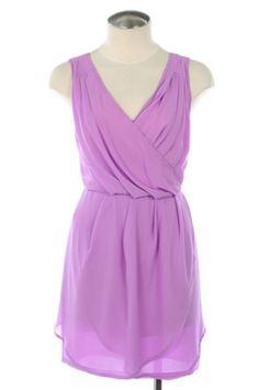 Lavender Crossback Dress   Stella Rae's