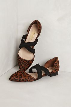 Bravura Flats #anthropologie