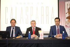 Éxito de la presentación en Sevilla de la temporada taurina de Calasparra