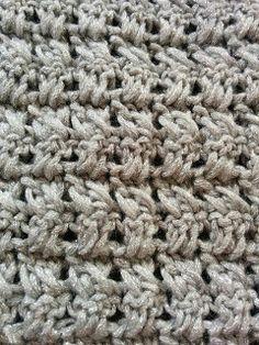 簡単!かぎ針模様編みスヌードの編み方 | Crochet and Me かぎ針編みの編み図と編み方