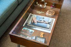 coffee table needs. Jaclyn & David's Silver Lake Remix