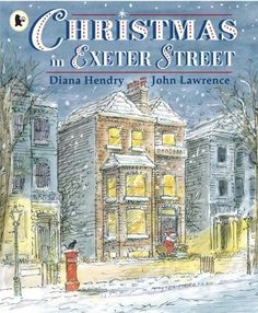 Christmas in Exeter Street @ verybestforkids.com