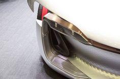 The Trezor's C-shaped daytime running lights are like modern car jewellery