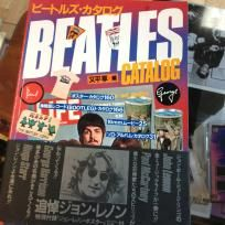 Beatles book. Beatles Japanese Catalog