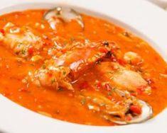 Soupe de poissons Cohen au rouget : http://www.fourchette-et-bikini.fr/recettes/recettes-minceur/soupe-de-poissons-cohen-au-rouget.html