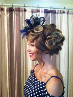 EVENT UPDO AND MAKEUP BY: CARACHELE TYVAN