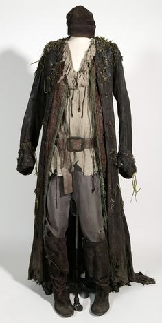 Bootstrap Bill Turner's Costume from POTC Movie Costumes, Halloween Costumes, Men's Pirate Costume, Teen Costumes, Woman Costumes, Couple Costumes, Princess Costumes, Group Costumes, Cosplay
