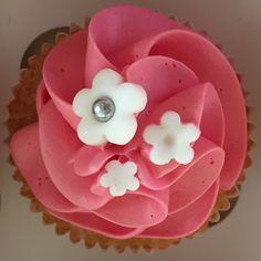 Pink flower voor Fleur! #bestelling