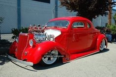 Hot Wheels Hot Rods   1936 Ford 5 Win Coupe Rod@custom Cover Car Kustom Hot Rod Other photo ...