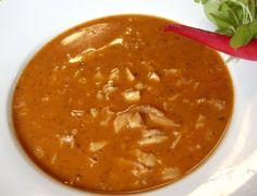 Dršťková polévka (nejen) na Silvestra