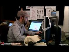 CGMeetup.net - Pixar Brave - Behind the scene