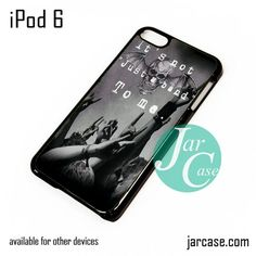 Avenged Sevenfold Fan Quotes iPod Case For iPod 5 and iPod 6