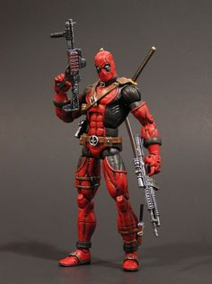 Deadpool Custom Action Figure