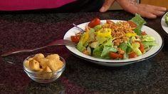 Calorie Cutting Tip: Salad